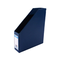 Bantex Magazine File 401001 Large Capacity Blue Each