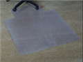Chairmat 8733087220  Duramat 90 X 123Cm Small With Keyhole Fscm0912