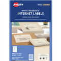 Avery L7165 Internet Shipping 991 x 677mm 8sheet White Pkt10 959403