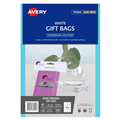 Avery Bag Toppers L7142 480 x 1370mm 4sheet White Pkt10