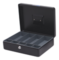 Cashbox Classic No 12 30Cm Black 300 X 230 X 90Mm