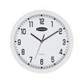 Carven Wall Clock Cl300Wh Round 300Mm White Rim