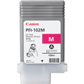 Canon PFI102M Gen Ink Magenta 130Ml